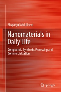 Cover Nanomaterials in Daily Life