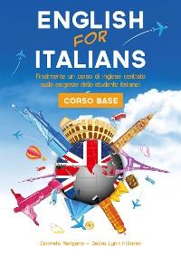 Cover Corso di Inglese, English for Italians Corso Base