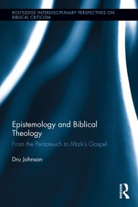 Cover Epistemology and Biblical Theology