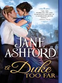 Cover A Duke Too Far