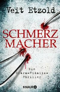 Cover Schmerzmacher