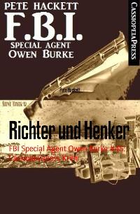Cover Richter und Henker