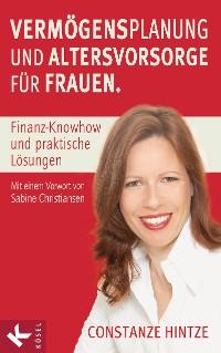 Cover Vermögensplanung und Altersvorsorge für Frauen