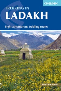 Cover Trekking in Ladakh