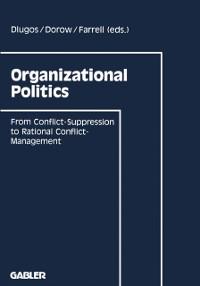 Cover Organizational Politics
