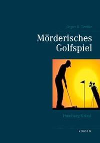 Cover Hamburg-Krimi - Mörderisches Golfspiel