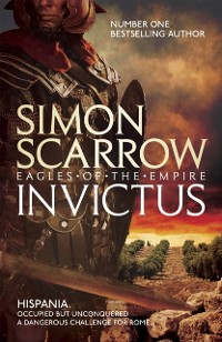 Cover Invictus (Eagles of the Empire 15)