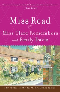 Cover Miss Clare Remembers and Emily Davis