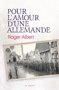 Cover Pour l'amour d'une Allemande