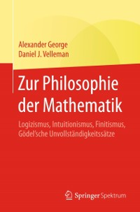 Cover Zur Philosophie der Mathematik