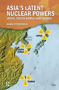 Cover Asia's Latent Nuclear Powers