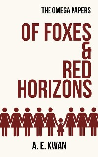 Cover Of Foxes & Red Horizons