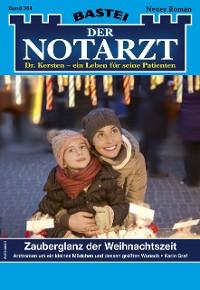 Cover Der Notarzt 384 - Arztroman