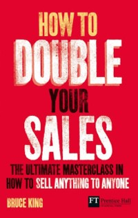 Cover How to Double Your Sales
