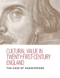 Cover Cultural value in twenty-first-century England