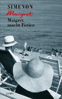 Cover Maigret macht Ferien