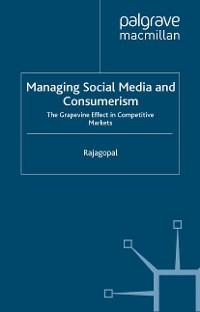 Cover Managing Social Media and Consumerism
