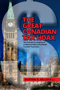 Cover THE GREAT CANADIAN TAX HOAX