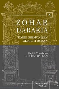 Cover Zohar Harakia