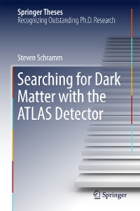 Cover Searching for Dark Matter with the ATLAS Detector