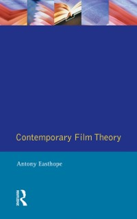 Cover Contemporary Film Theory