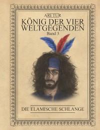 Cover König der vier Weltgegenden - Band 3