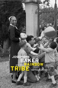 Cover Josephine Baker and the Rainbow Tribe
