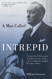 Cover Man Called Intrepid