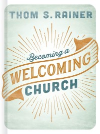 Cover Becoming a Welcoming Church