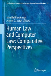 Cover Human Law and Computer Law: Comparative Perspectives