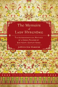 Cover The Memoirs of Lady Hyegyong
