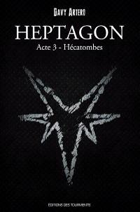 Cover Heptagon - tome 3