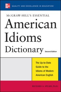 Cover McGraw-Hill's Essential American Idioms
