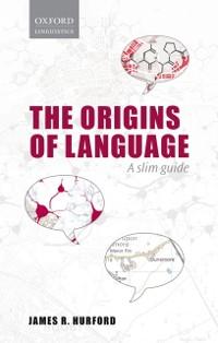 Cover Origins of Language