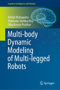 Cover Multi-body Dynamic Modeling of Multi-legged Robots
