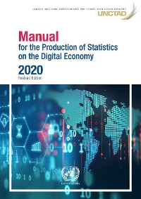 Cover Manual for the Production of Statistics on the Digital Economy – 2020 Revised Edition