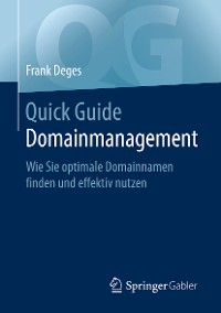 Cover Quick Guide Domainmanagement