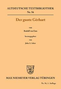 Cover Der guote Gêrhart