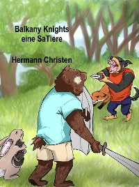 Cover Balkany Knights