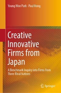 Cover Creative Innovative Firms from Japan