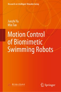 Cover Motion Control of Biomimetic Swimming Robots