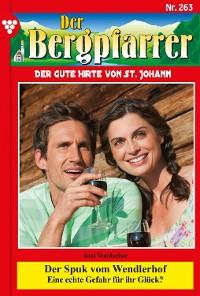 Cover Der Bergpfarrer 263 – Heimatroman