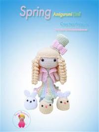 Cover Spring Amigurumi Doll