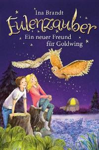 Cover Eulenzauber (8). Ein neuer Freund für Goldwing