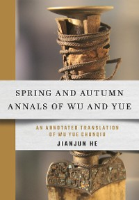 Cover Spring and Autumn Annals of Wu and Yue
