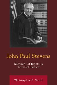 Cover John Paul Stevens
