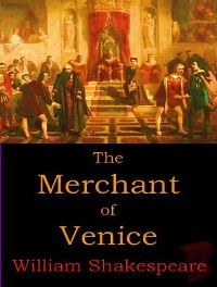 Cover The Merchant of Venice