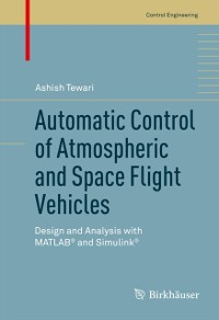 Cover Automatic Control of Atmospheric and Space Flight Vehicles