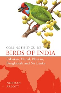 Cover Birds of India (Collins Field Guide)