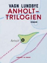 Cover Anholt-trilogien